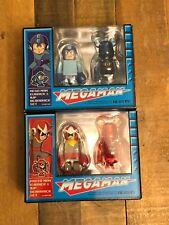 Medicom Kubrick Bearbrick Rockman Megaman & Protoman Set Of 2 BE@RBRICK