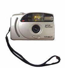 Vintage Minolta AF35 Big Finder 35mm Camera