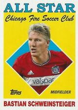 2018 Topps Major League Soccer 'MLS All Star' Chase Insert Card - You Choose