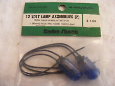 Vintage Ho Scale Radio Shack 272-335 12V Neon Lamp c