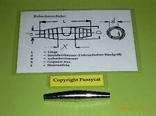 Feder Ersatzfeder 55 mm 2 Stk.  für Gartenschere Baumschere Geflügelschere Felco