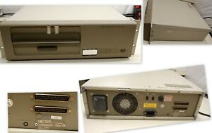 "Rare Hewlett Packard 8"" Flexible Disk Drive 9885S Works! (Will Ship WorldWide)"