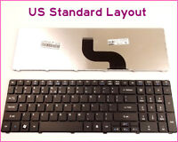 Laptop US Layout Keyboard for Acer Aspire AS5742-6811 AS5336-2615 8940/g