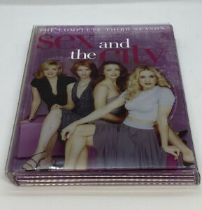 Sex and the City: The Complete Third Season (DVD, 2002, 3-Disc Set)