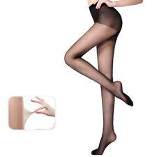 Plus Size Magic Super Elastic Tights Stockings Women Shaping Pantyhose Socks 30D