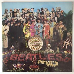"THE BEATLES - 1967 - ""SGT. PEPPER'S..."" - PMC 7027 mono 1st press *VG+/EX*"