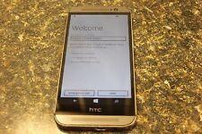 HTC One M8 - 32GB - Gray (Verizon) Smartphone (For Windows) 107193-1 (EO) U-62