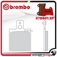 Brembo SP Pastiglie freno sinter posteriori Moto Guzzi V11 sport rosso 2001>