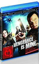 Vengeance is Mine  Steven Seagal,  blu-ray Region B New Sealed