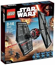 Lego Star Wars 75101 fuerzas especiales de primer orden Tie Fighter (nuevo Y Sellado)