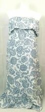 Moda International Womens Maxi Strapless Linen Dress Size Small