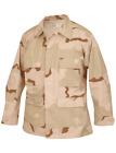 New Army Govt. Surplus BDU Shirt Desert Camo
