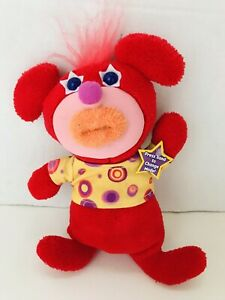 2010 FISHER PRICE SING-A-MA-JIGS Plush Stuffed Animal Toy Sings/talks Annoying