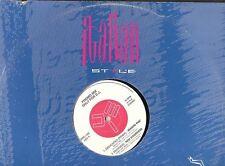LP 2321 PROMO MIX DJ MARIO PIU   NEW DISORDERS  BISMARK  XTREME MEASURE