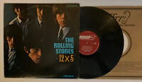 Rolling Stones - 12x5 - 1964 US Mono 1st Press London FFrr LL 3402 VG++