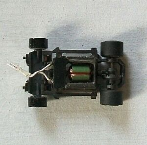 Lifelike lighted T chassis