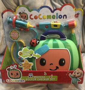 Jazwares Cocomelon Musical Doctor Checkup Play Set (CMW0021)