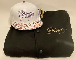 Minnesota Twins Prince Night 2021 Hat and Jacket Large 9/30/21 NWTs SOLD OUT SGA