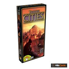 Cities Expansion for the 7 Wonders Card Game: SEV-EN03: Building, Board, Family