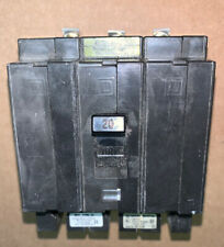 Square D 3 pole 20 amp 480Y/277v Ehb4 Circuit Breaker Ehb 34020