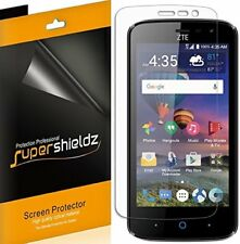 6X Supershieldz HD Clear Screen Protector Saver For ZTE Majesty Pro Plus