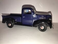 Diecast 1941 Plymouth Pick Up 1:24 No 55