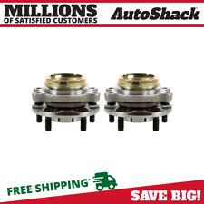 Front Wheel Hub Bearing Assembly Pair 2 for Nissan Murano 2004-2009 Quest 3.5L