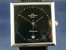 Jaquet Girard Geneve SuperAutomatic Watch 1970s 25 Jewel ETA 2783 NOS Vintage