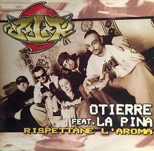 OTIERRE OTR Rispettane l'aroma RARO 1997 cd singolo PROMO rap italia La Pina Esa