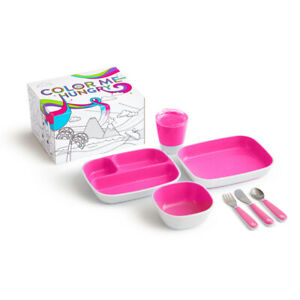 Munchkin Colour Me Hungry Splash - ALL sizes and colours