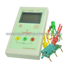 Mk-328 TR \ LCR \ ESR TRANSISTOR LCR ESR TESTER Semiconductor dispositivo Analyzer M100