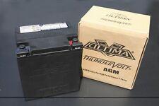 Ultima Thundervolt AGM Battery for Harley FLH and FLT 1997-Later OEM 66010-97B