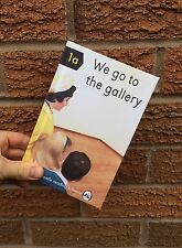 We Go To The Gallery Dung Beetle Reading-Adults Only Spoof Of Ladybird Book