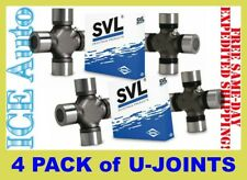 4PK SPICER SVL 15-153X Universal Joints - Greasable JEEP TJ XJ Authorized Dealer