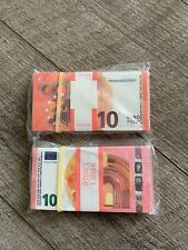 Movies money - 100 x 10 euros - billets euro