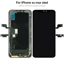 """OEM LCD Display Touch Screen Digitizer Replacement for iPhone XS MAX 6.5"""" OLED"""