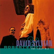 David Sylvian and Robert Fripp - The First Day [CD]