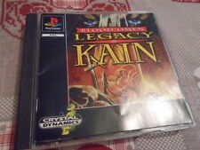 POUR PS1 LEGACY OF KAIN BLOOD OMEN