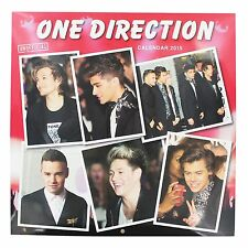 NEW! One Direction Unofficial 2015 Calendar