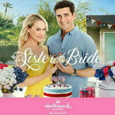 SISTER OF THE BRIDE DVD 2019 HALLMARK MOVIE (Disc Only)