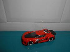 27.08.17.1 citroën Proto GT orange voiture miniature Norev 3 inch 7cm