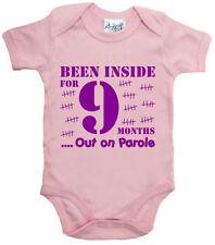Body e pagliaccetti rosa neonati per bambino da 0 a 24 mesi