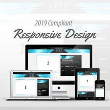 2019 Compliant Mobile Responsive eBay Auction Listing Template Glitter Design 04