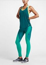 SZ S Women's Nike Zoned Sculpt Training Tights Compression 810965-346 $150