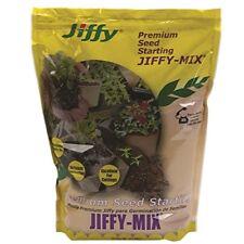 Jiffy 5088 Seed Starting Mix - 10 Quart Bag