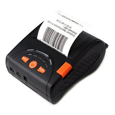 58MM Bluetooth Thermal Printer Mobile Wireless Label Receipt Printer for Android