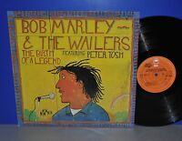 Bob Marley and & the Wailers Birth of a Legend Peter Tosh NL '77 promo Vinyl LP