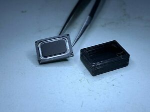 Sugar Cube Speaker w/Enclosure for ESU, SoundTraxx, QSI Sound Install 8mm x 12mm