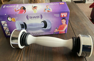 Shake Weight Dumbbell Tone Arms Upper Body Toning Boxed