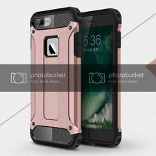 iPhone 4 4s Apple Handyhülle TPU Hart Full Cover Case PINK Hybrid Outdoor